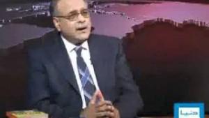 Ahmed Rashid on Dunya TV- Tonight with Najam Sethi (Parts 1