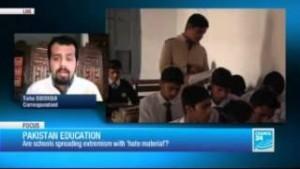 Pakistani Schools Spreading Islamic Extremism W Hate Material